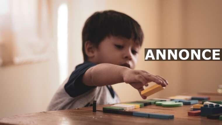 Forkæl dit barn med legetøj fra Frankrig